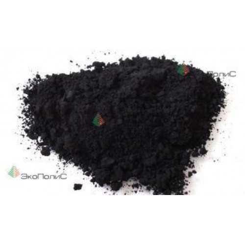 Пигмент черный сажа П-803